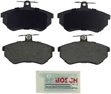 For VW Cabrio Golf Jetta Passat Scirocco Front Blue Disc Brake Pads Bosch BE696