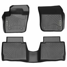 OEDRO All-Weather unique TPE Floor Mats Liners Fit for 2013-2016 Ford Fusion