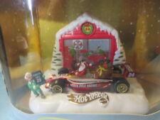 1998 Hot Wheels Holiday Collector Car: Kringle's Kart - Mib #216