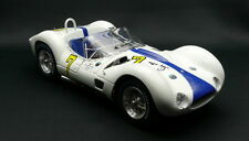 CMC Maserati Type 61 #7,GP Cuba Havane,Mousse De Stirling Signature Edition 1/18