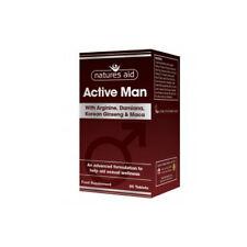 Naturalezas ayuda activa Hombre 60 Tabletas