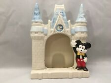 More details for disney made in japan micky mouse by castle princes tower photo frame