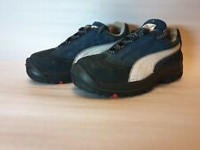 Puma safety toes low modern working trainers / boots size 3 UK