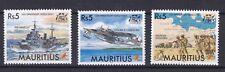 Mauritius 1995 Fine della II guerra mondiale 832-34 MHN
