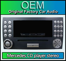 Mercedes SLK CD player stereo radio, Mercedes-Benz Audio 20 MF2780 A1718200386