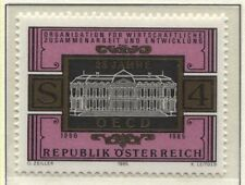 Österreich Austria 1835 25. J. wirtschaftliche Zusammenarbeit (OECD) - 1985 **