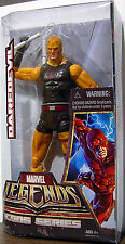 """MARVEL LEGENDS ICONS Series Collection_YELLOW DAREDEVIL 12 """" figure_New_Unopened"""