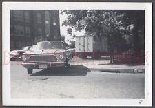 Vintage Car Photo 1961 Rambler American Automobile Rhode Island License 670976