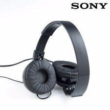 Auricolari e cuffie bianche audio portatile Sony