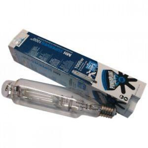 1000W Powerplant Metal Halide Retro Fit Lamp Grow Room Hydroponics Lighting Bulb