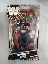 2010 WWE Legends Road Warriors Animal Action Figure Series 1 Mattel Damaged Box