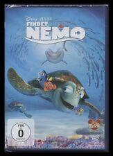 DVD WALT DISNEY - FINDET NEMO - PIXAR - mit der Stimme von ANKE ENGELKE * NEU *