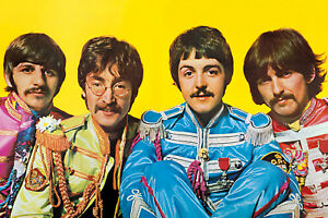 The Beatles Lonely Hearts Club Maxi Poster 61x91.5cm   24x36