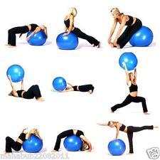 FITNESS BALL SWISS BALL GYM YOGA EXERCISE PREGNANCY BIRTHING ANTI BURST -65CM