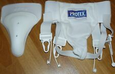 3-in-1 Female Hockey Pelvic Protector Garter Combo Xs