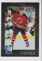 1998 Donruss Elite #65 Patrik Elias rookie card, New Jersey Devils legend