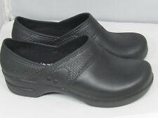 ✅ Sanita Womens EVA Comfort Clog Shoes Black Slip Resistant- Size 7-7.5