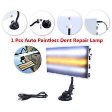 Tool LED Lamp Paintless Dent Repair Light Hail Removal Auto Body Detection Test