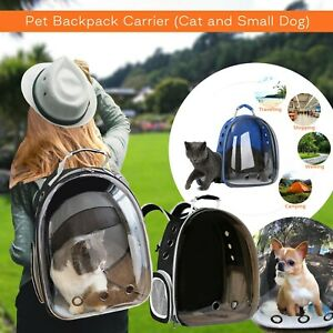 Cat Backpack Carrier Pet Carrier Backpack Cat Bag Dog Carrier Pet Travel Bag