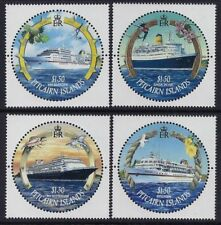 Ships, Boats Colony Pacific Stamps