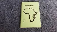 1996 Vintage English Swahili Useful Phrases Booklet LaCasse C3