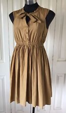 Gorman Silk Blend Dress, Size 10