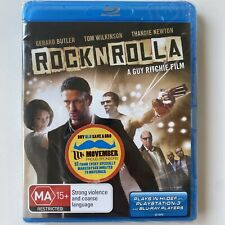 Rock N Rolla BLURAY 2008 Guy Ritchie Cond Gerard Butler RocknRolla