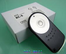 Remote Control Compact for Canon RC-6 EOS 450D 500D 550D 600D 7D 60D 5D NEW