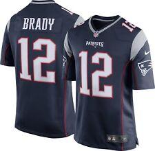 Nike Tom Brady New England Patriots #12 Elite Jersey SZ 2XL 851608-419