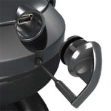 XP Deus WS5 porta di ricarica Cover-detecnicks Ltd