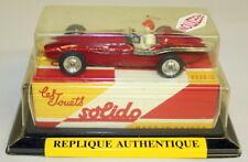 Solido 1/43 Scale 1104 Maserati 250 1956 Repo edition diecast race car Red