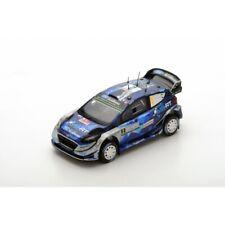 SPARK S5167 - FORD Fiesta WRC N°2  Vainqueur Rallye Italie 2017 O. Tänak 1/43