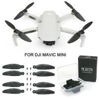 8pcs Quick Release Blades Propeller Low Noise Props For DJI Mavic Mini RC Drone