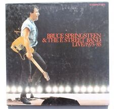 BRUCE SPRINGSTEEN AND THE E STREET BAND - Live 1975-85 3 CD BOXED SET