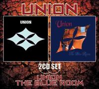 LA UNION/UNION - UNION/BLUE ROOM USED - VERY GOOD CD