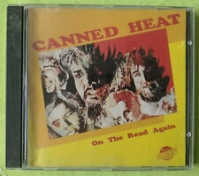 Canned Heat On The Road Again CD 1993