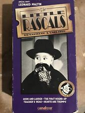 The Little Rascals - Volume 2: Collectors Edition (VHS, 1994)