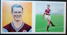 Aston Villa   McParland     Vintage Colour Footballer Card  # EXC