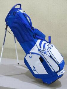 Mizuno BR-D3 Stand Bag Staff Colors (Blue & White) 11333