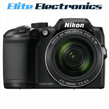 NIKON B500 BLK COOLPIX DIGITAL FULL HD 1080P VIDEO CAMERA 16MP 40X OPTICAL ZOOM