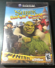 Shrek: Smash n' Crash Racing (Nintendo GameCube, 2006)