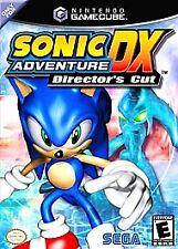 Sonic Adventure DX: Director's Cut (Nintendo GameCube, 2003) -Complete
