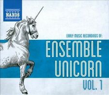 Early Music Recordings of Ensemble Unicorn 1, New Music