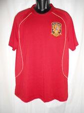 Spain Soccer Jersey- Size L