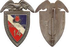 14° Régiment Parachutiste de Commandement et Soutien, relief,Delsart 278(6807)