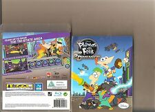PHINEAS AND FERB ACROSS THE 2ND DIMENSION PLAYSTATION 3 PS3 PS 3
