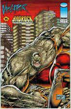 Violator vs. Badrock # 1 (of 4) (Alan Moore, Badrock cover) (USA, 1995)