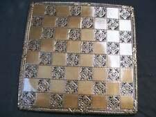 Handcrafted Medium Chess Board 32cm x 32cm