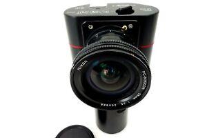 SEITZ Phototechnik Round Shot Model 28-220 Nikon PC NIKKOR 28mm f3,5 #634 jq215