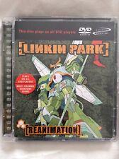 Linkin Park - Reanimation DVD Audio